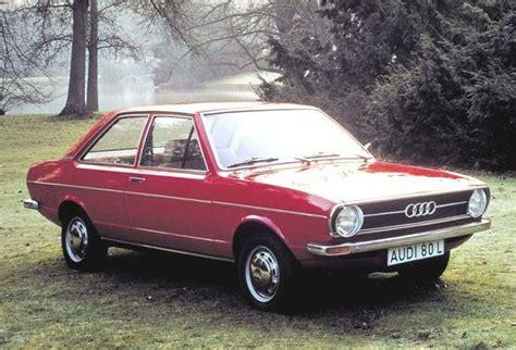 Audi B1 by Audi 80 1972 1978 B1