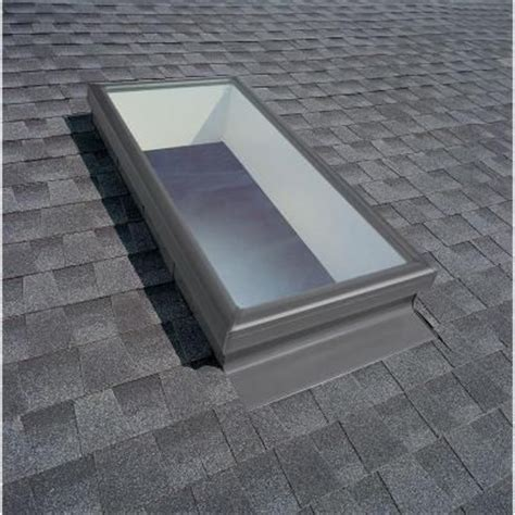 Home Depot Skylights by Fixed Skylights Velux Skylights 22 1 2 In X 22 1 2 In