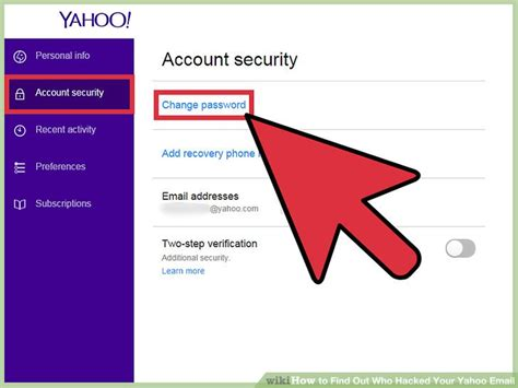my yahoo email just got hacked how to find out who hacked your yahoo email 9 steps