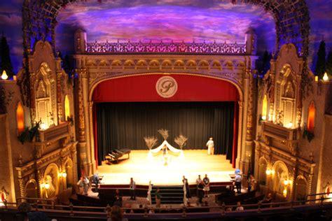 paramount theatre centre  ballroom  anderson
