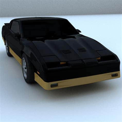 Gm 21 3ds Max Animation trans car 3d model