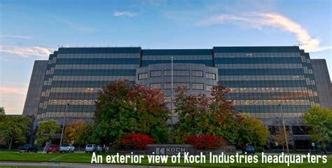 koch bank koch industries american multinational corporation