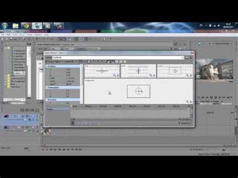 vegas pro track motion tutorial sony vegas pro 12 motion tracking tutorial youtube