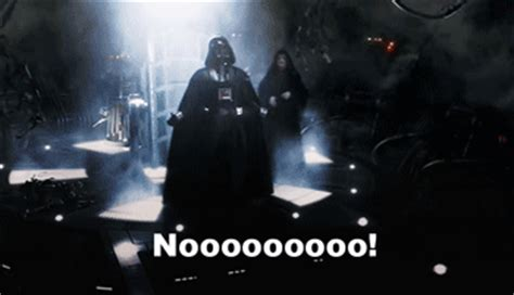 Darth Vader Nooo Meme - 4 reasons the new star wars movies will inevitably be
