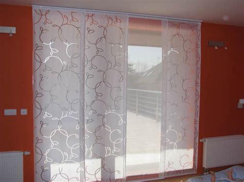 gardinen paneele ikea verbindung der japanischen wand und des raffrollos