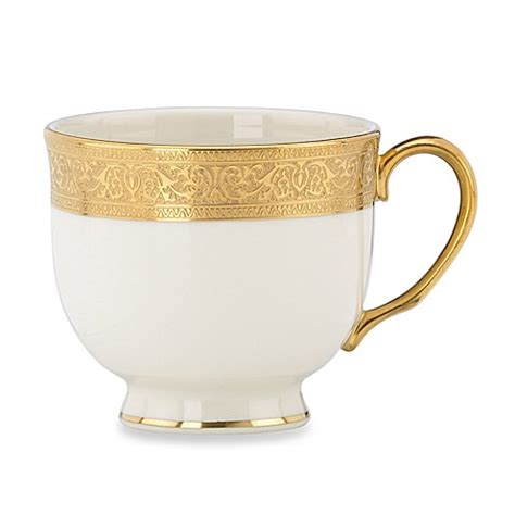 bed bath and beyond westchester buy lenox 174 westchester 3 1 4 inch tea cup from bed bath