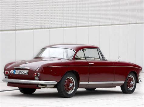 BMW 503 coupé, histoire et fiche technique | Auto Forever U 2 1959