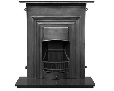 Cast Iron Fireplace Black by Oxford Cast Iron Combination Fireplaces Carron