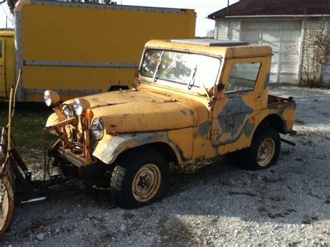 Plow Jeep Plow Jeep At A Junk Yard 4 Wheels