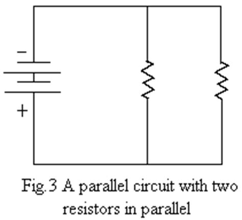 resistors in parallel experiment elementary theory of electricity magnetism