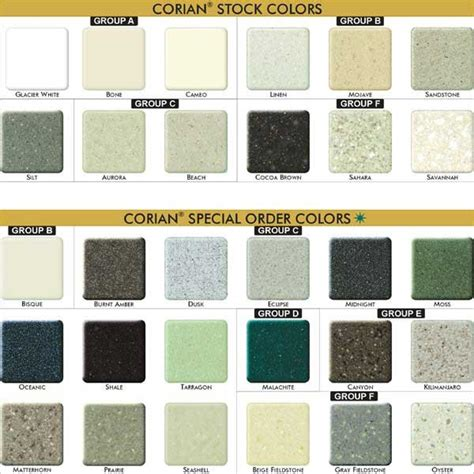 corian countertops colors corian countertop color chart pictures to pin on