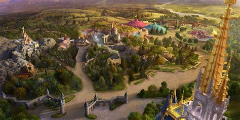 disney new fantasyland seven dwarfs mine concept inside disneyworld s soon to be opened seven dwarfs mine