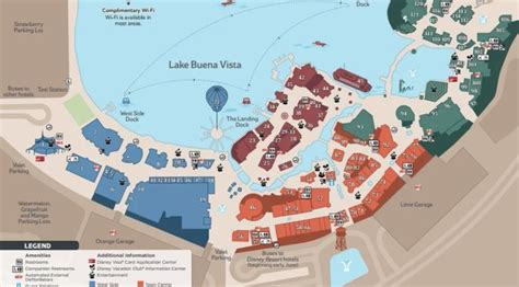 map of downtown disney disney springs maps kennythepirate