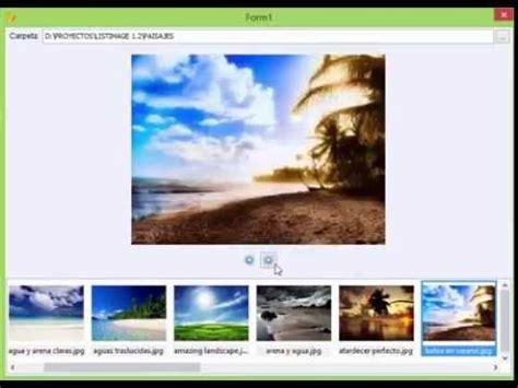 guardar imagenes visual foxpro visual foxpro lista de imagenes youtube
