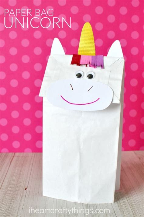 Easy Way To Make Paper Bag - 320 best puppets images on crafts for