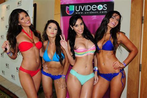 chicas de univision deportes miami nos dej 243 sin aliento con estos bikinis univision