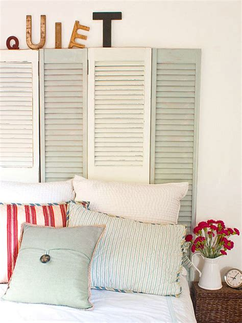Do It Yourself Headboard Ideas by California Livin Home Diy Headboard Ideas Recycle Up Cycle