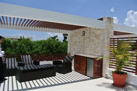 Pergola En Bois 537 by Green 3 Rooftop Terrace Jpg 800 215 537 Interior Design