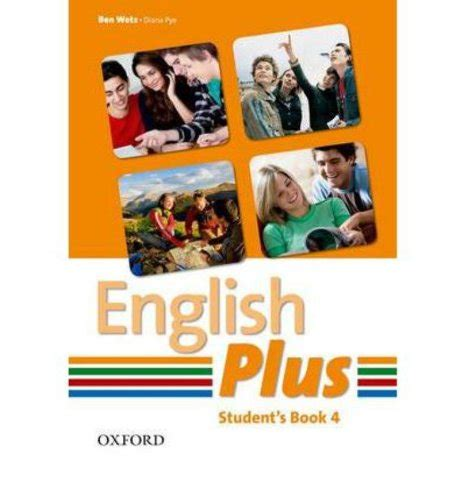 libro english plus 3 student libro english plus 4 student book an english secondary