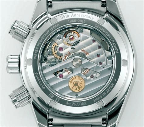 automatic springs grand grand seiko drive chronograph gmt sbgc013 limited