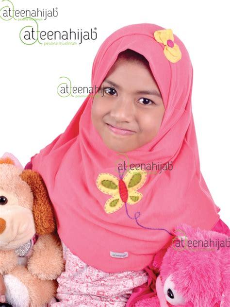 Tuton Nanas jilbab anak modern nafisa elisa l pusat jilbab instan dan gamis syari