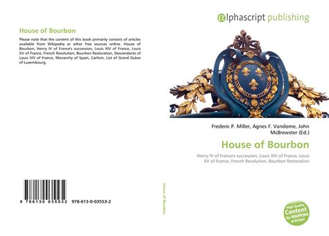 house of bourbon search results for quot house of bourbon quot