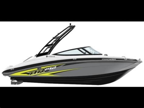 performance shed boats 2016 yamaha ar 192 19ft jet boat at the performance shed