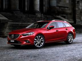 new images of the 2014 mazda6 station wagon