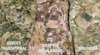 kryptek colors phase iv c3 camouflage color and cost