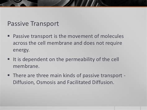 how is active transport different from passive transport