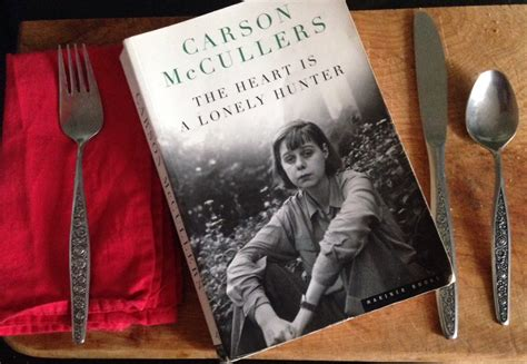 Carson Mccullers The Is A Lonely Eat Drink Book Carson Mccullers The Is A Lonely