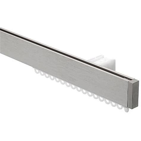 gordijnrails design sencys rail compleet rvs design 150 cm planit