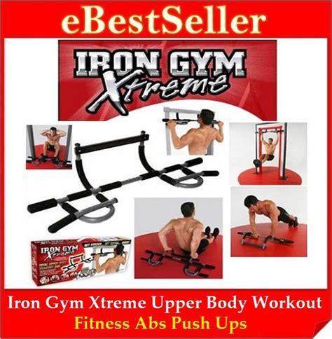 Sale Irongymbar Iron Bar iron xtreme workout f end 1 13 2019 4 01 pm