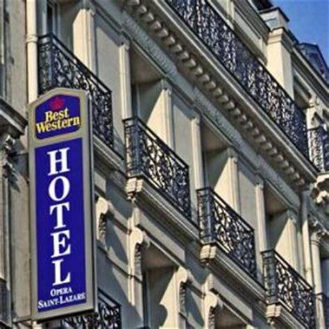 best western parigi best western opera lazare hotel