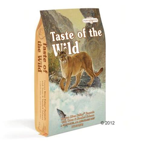 taste of the cat food taste of the river feline free delivery