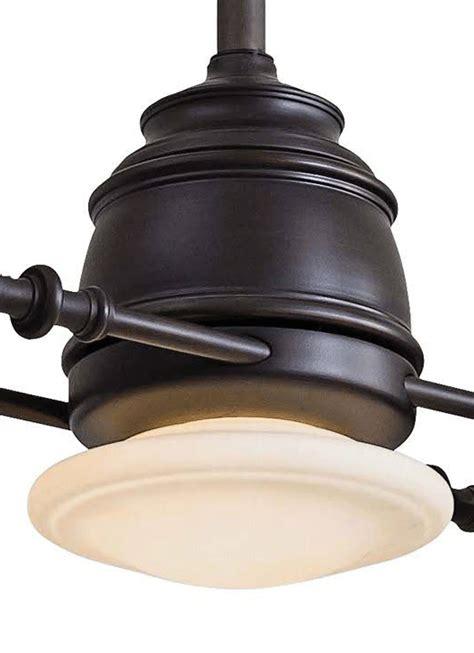 gyro twin ceiling fan minka aire 42 inch kocoa vintage gyro double ceiling fan