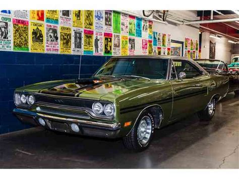 1970 gtx plymouth 1970 plymouth gtx for sale on classiccars 8 available