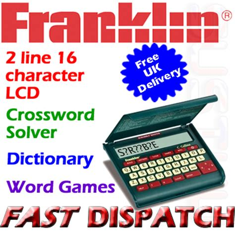scrabble dictionary for sale franklin scm319 electronic scrabble master dictionary