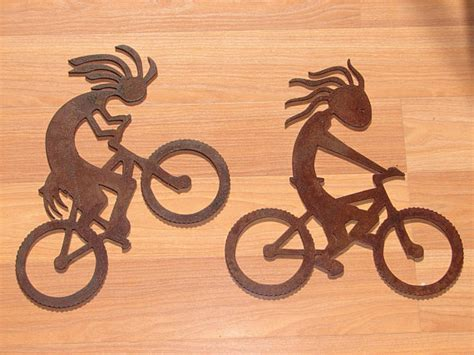 kokopelli home decor kokopelli metal wall art set home decor bar southwest