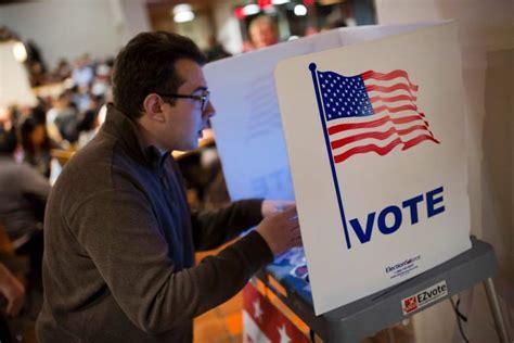 new york polls new york polling hours key election day info heavy com