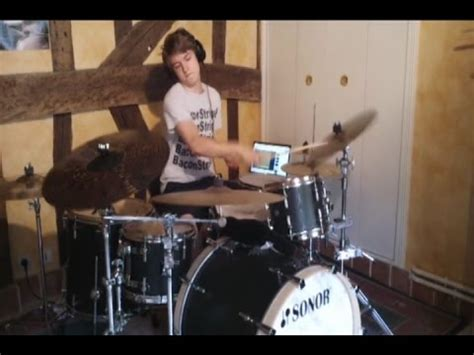 snarky puppy drummer snarky puppy drum cover
