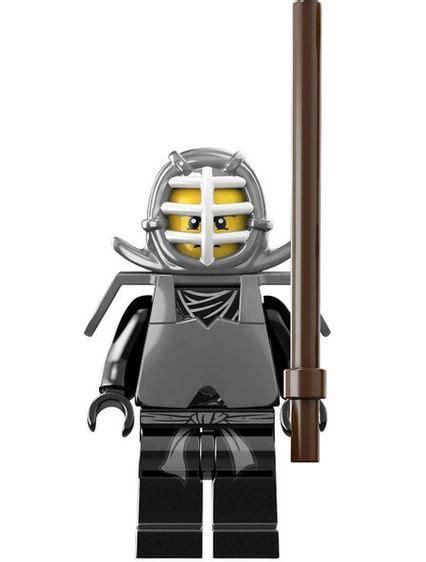 Lego Minifigure Ninjago Kendo lego ninjago kendo cole with minifigure best