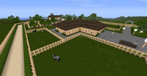 Cool Barn Ideas minecraft pferdehof map v 1 0 maps mod f 252 r minecraft