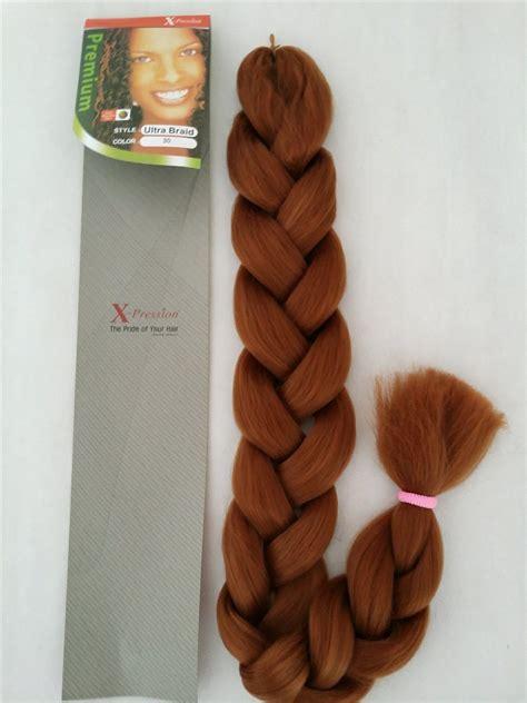 afro braiding hair color 30 amazon com premium x pression ultra braid 82 quot synthetic