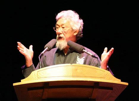 David Suzuki Autobiography Dr David Suzuki Calls For To Protect The Gulf Of St