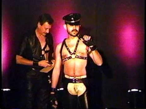 Mr Giveaway - mr missouri leather contest 1993 part 3 youtube