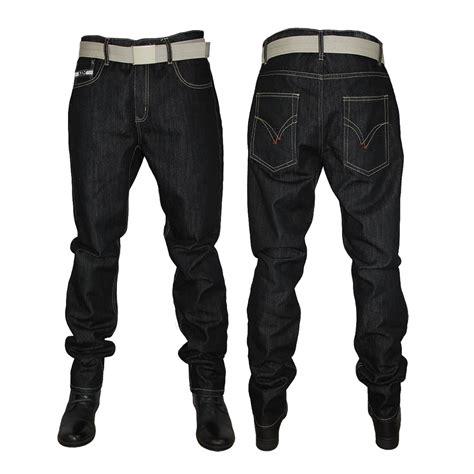 design jeans new mens black indigo kam k122 72 designer slim fit jeans