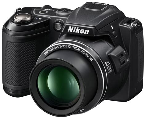 digicamreview nikon coolpix l120 21x optical zoom announced