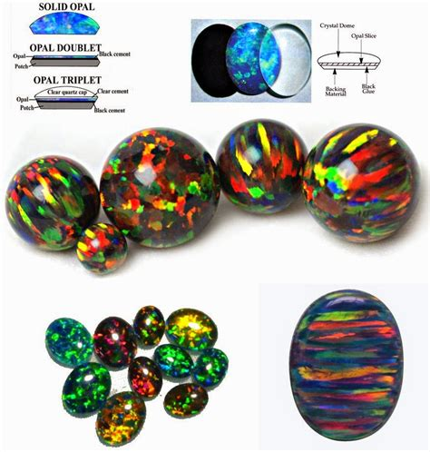 Paket Majalah Batu Akik Rock Gemstone majapahit gemstone batu kalimaya palsu sintetis