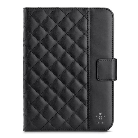 belkin quilted cover with stand for mini